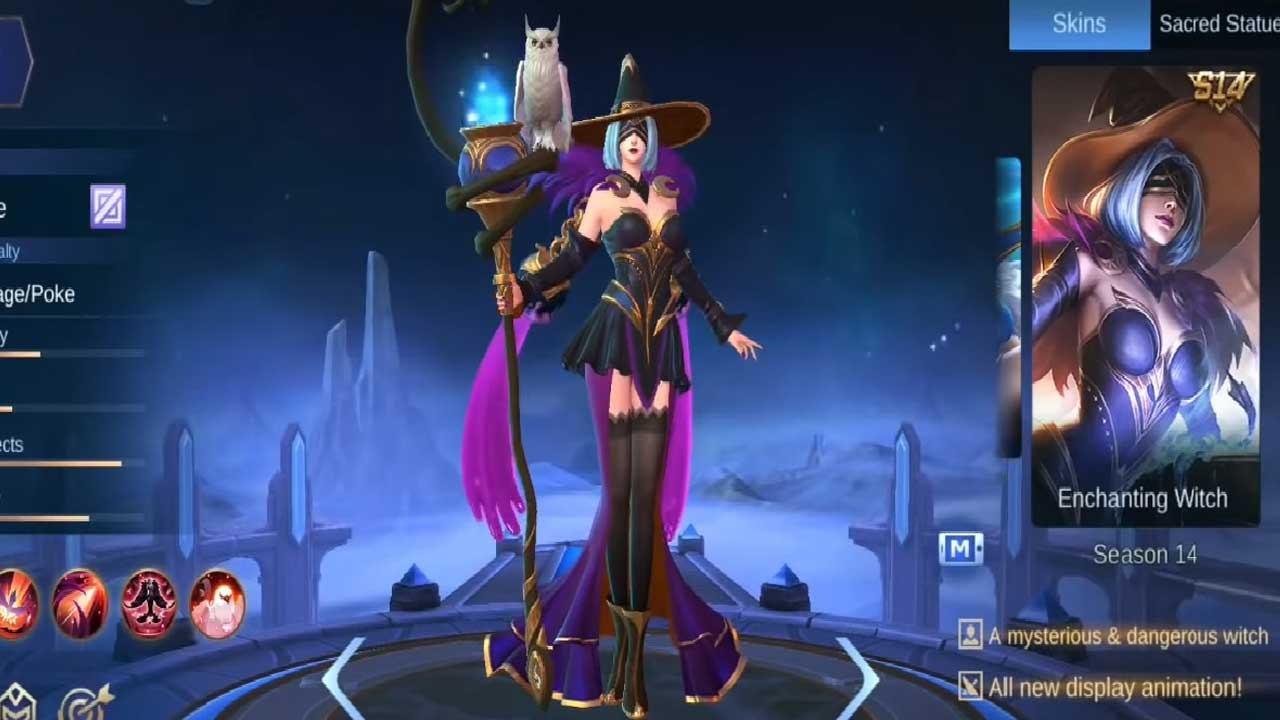 skin season 14 mobile legend