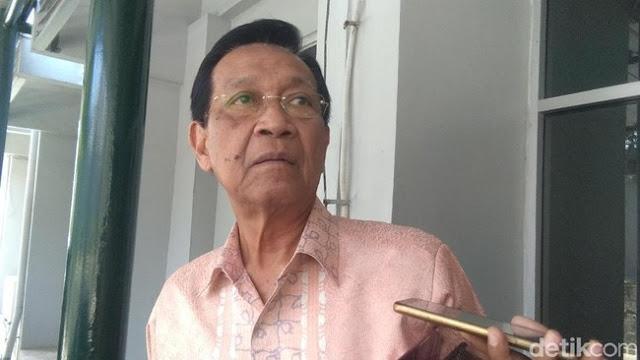 Sultan HB X: Keraton Tak Izinkan Masjid Gedhe untuk Acara Muslim United