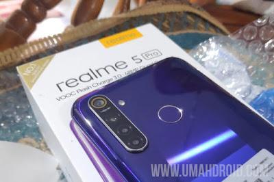 Memasang Gcam di Realme 5 Pro Tanpa Root