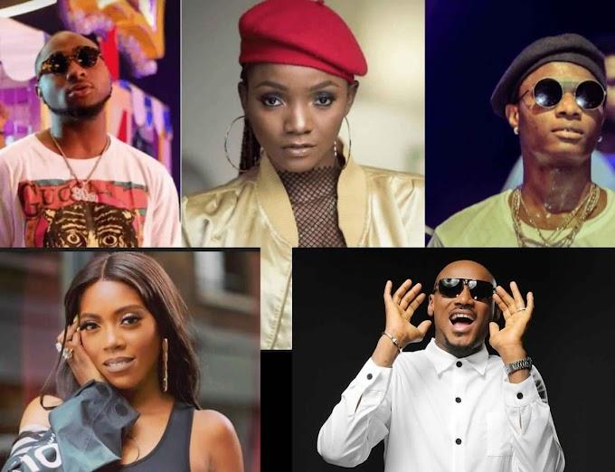 [GIST] Tiwa Savage, Davido, Burna Boy, Simi others nominated for 2019 AFRIMA award [See full list]