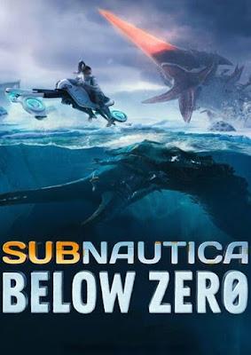 Capa do Subnautica: Below Zero