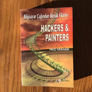Hackers & Painters - Bilgisayar Cagindan Buyuk Fikirler