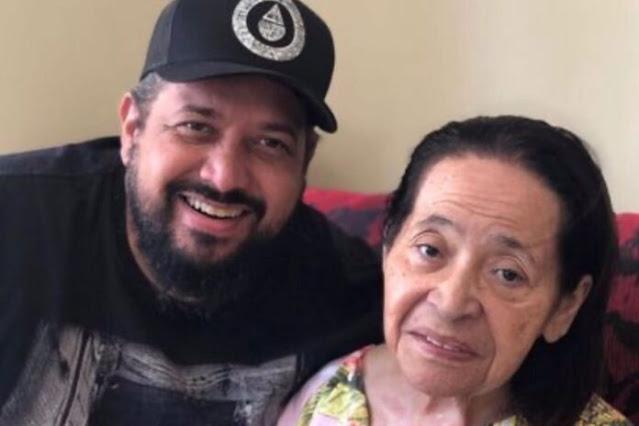 Morre a mãe do cantor gospel Fernandinho