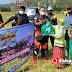H.Deden Mulyana : HTCI Salurkan Sembako Sebanyak 50 Paket Di Desa Alam Endah