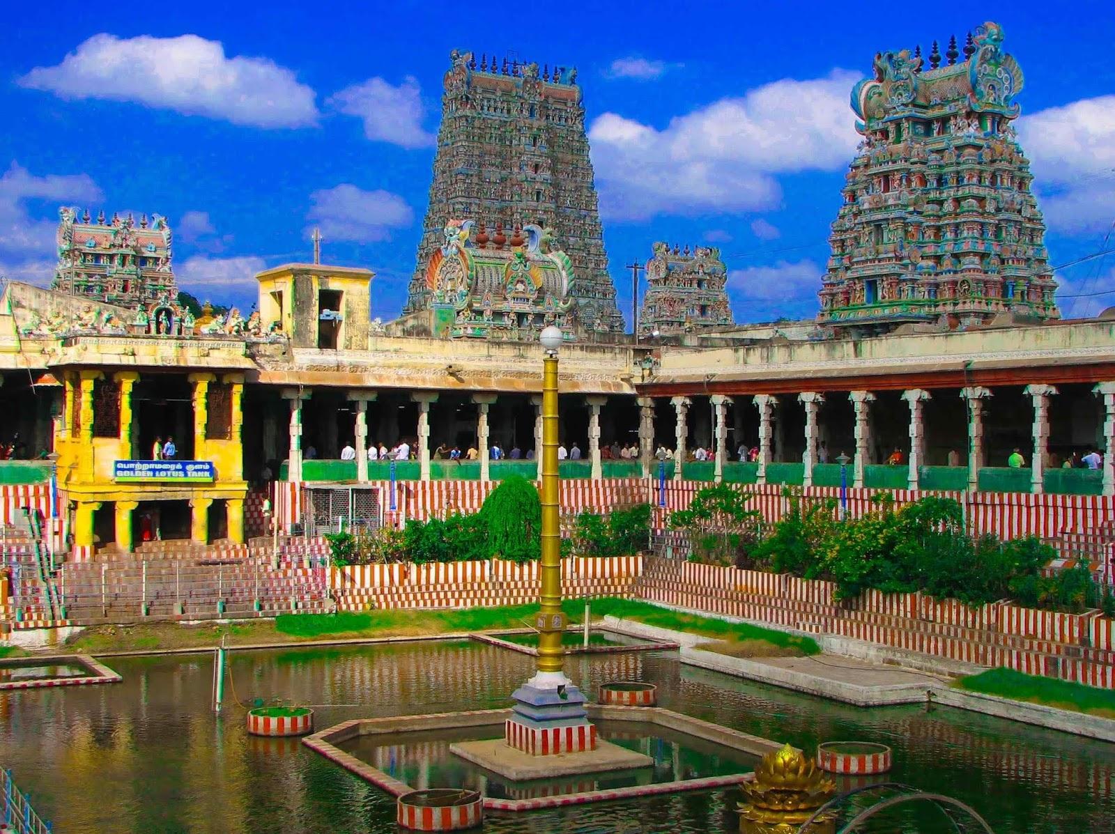 మధుర మీనాక్షి అమ్మన్ ఆలయం తమిళనాడు పూర్తి వివరాలు Madura Meenakshi Amman Temple Tamil Nadu Full Details