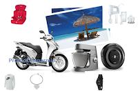 Logo Vitasnella ''Tu al meglio 2019'': richiedi premi certi e vinci super premi (planetarie, viaggi, scooter,ecc)