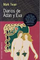 Portada del libro Diarios de Adán y Eva en epub y pdf