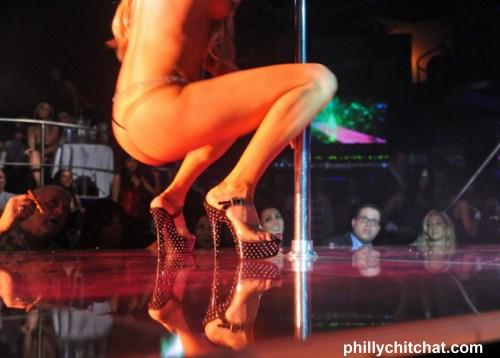 Delialah strip club in philly