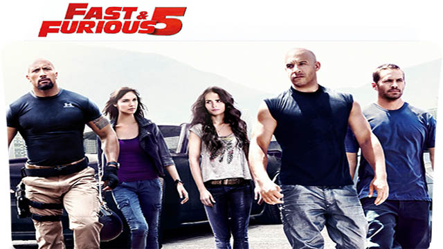 Fast Five (2011) English Movie [ 720p + 1080p ] BluRay Download
