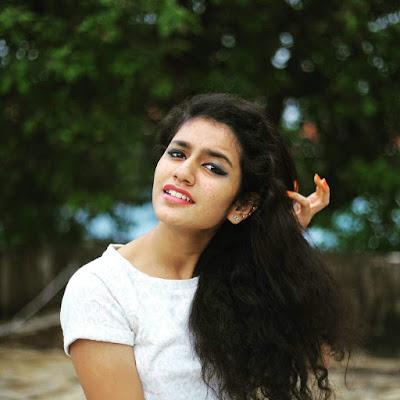 Malayalam Actress Priya Prakash Varrier