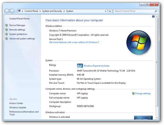 Descargar Windows 7 Home Premium SP1 RTM Mega y Mediafire