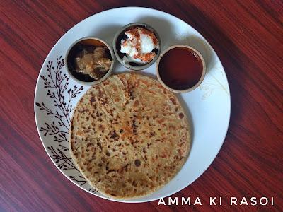 Parantha Recipe by Amma Ki Rasoi