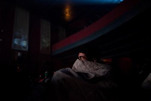 Gambar Panggung Wayang di Kabul, Afghanistan