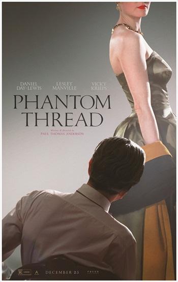 Phantom Thread 2017 English HDRip 850MB