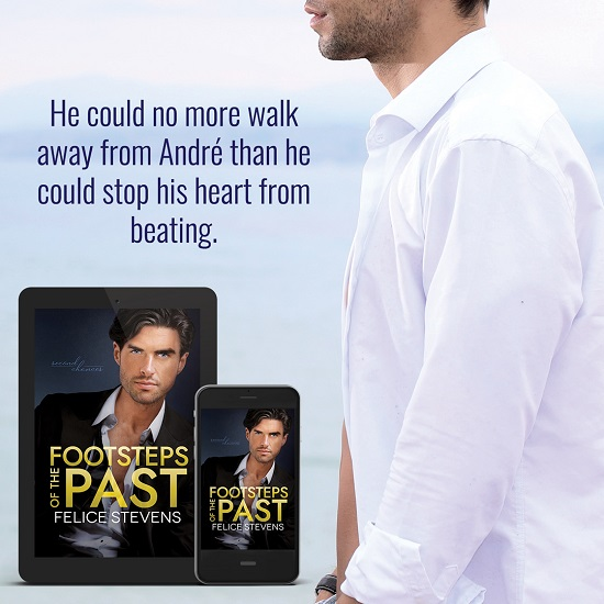 He could no more walk away from André than he could stop his heart from beating.