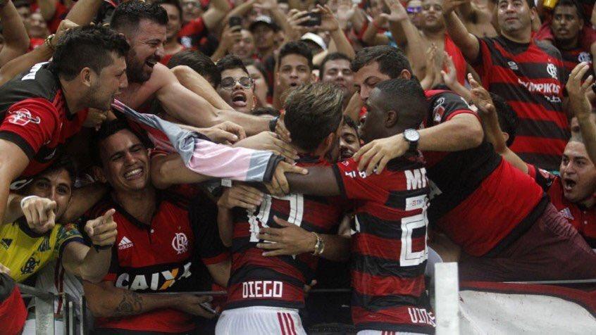 Ceará é o vice-lanterna e dá a liderança ao Flamengo 9fcd80790e0ea