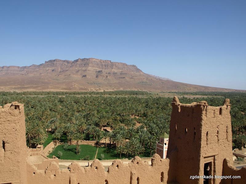 Dolina Draa - Kazba Oulad Othmane