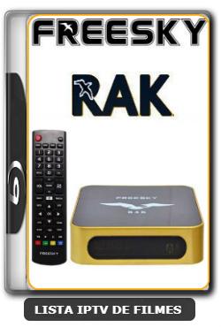 Freesky RAK Nova Atualização Melhorias SKS Keys 67w V2639 - 24-02-2020