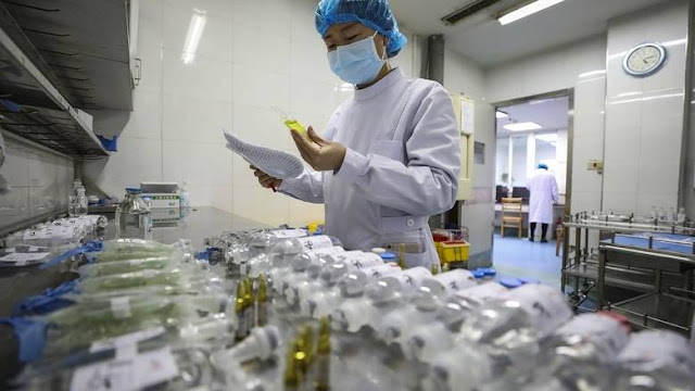 COVID-19: Top Chinese scientist rubbishes claims that virus originated from lab