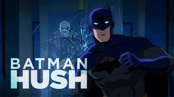 Batman: Hush (2019) Web-DL 720p Latino-Ingles