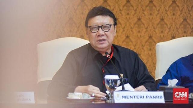 MENPAN RB Tjahjo Siapkan Skema Pangkas PNS Tak Produktif