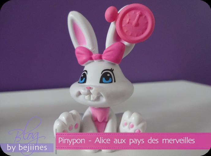 Pinypon - Alice aux Pays des Merveilles