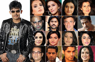 bigg boss 9 contestants list 2015