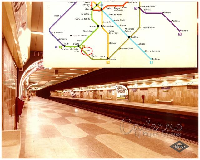 Estação de Metro Elvas