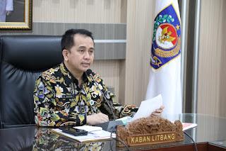 Kepala Badan Litbang Kemendagri, Agus Fatoni Apresiasi Semangat Inovasi Pemerintah Aceh