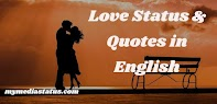 Best Love Status & Quotes in English for WhatsApp, Fb & Instagram ♥
