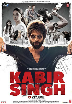 Kabir Singh 720p Full HDRip Hindi 700mb mkv Filmywap