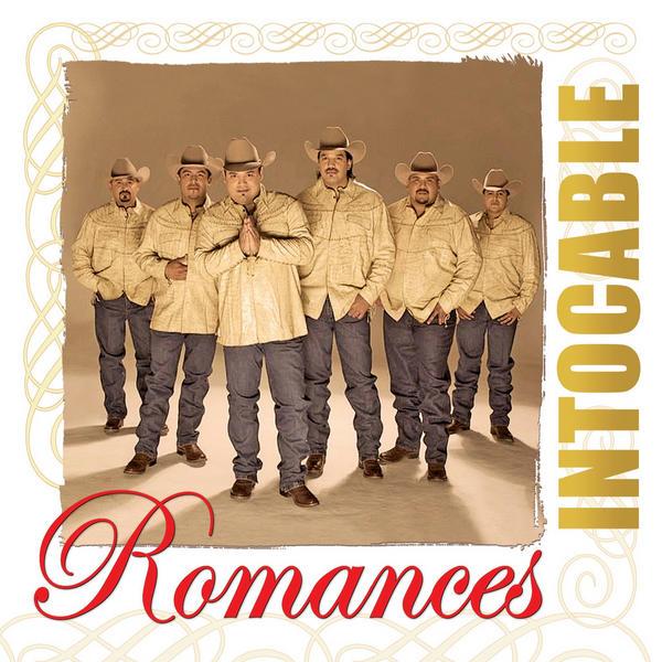 Intocable - Romances (2013) (Album / Disco Oficial)