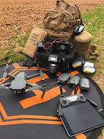 Matériel photographique, drone, etc… Un sac robuste s'impose !