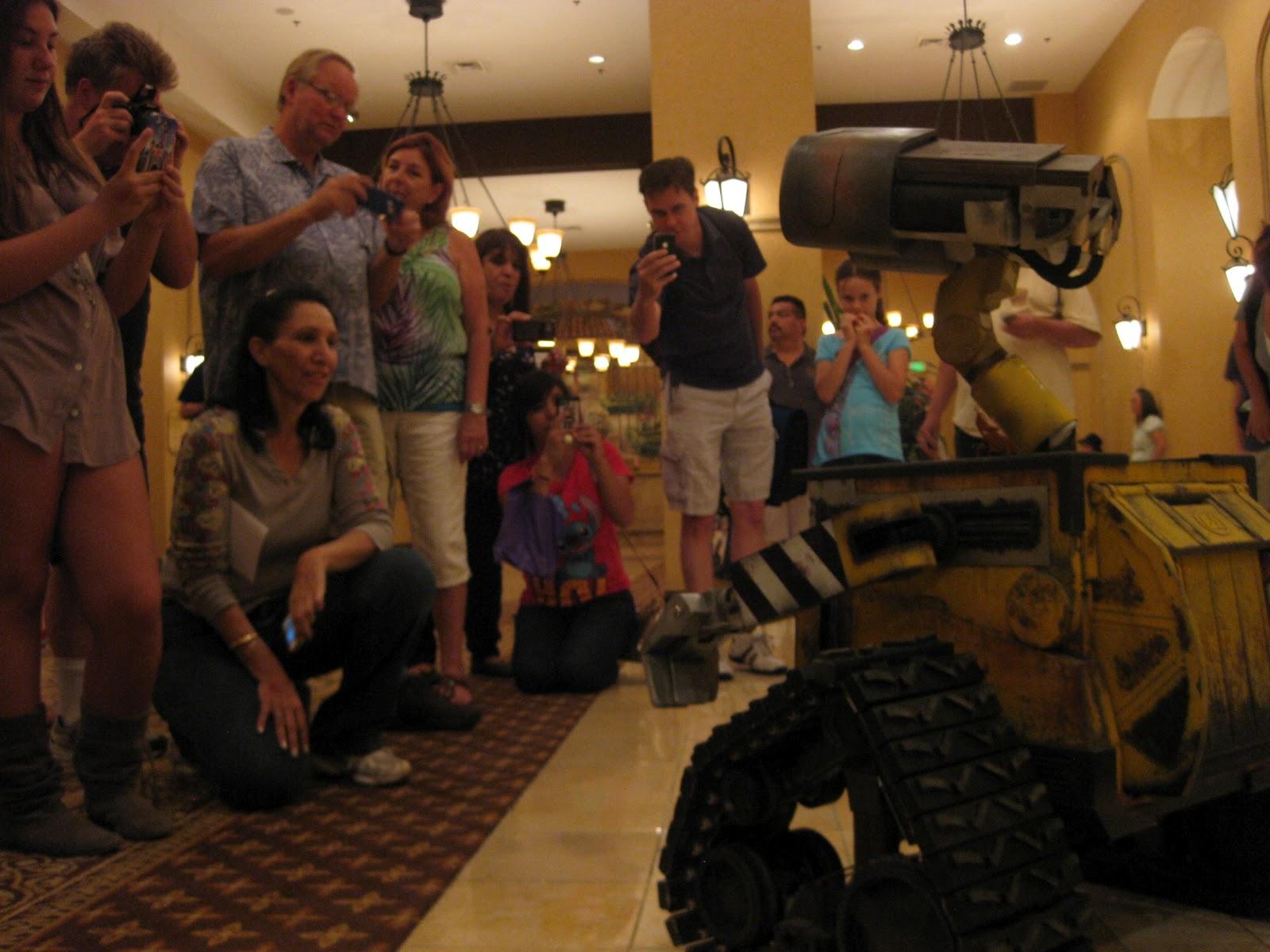 Adventures with WALL-E: Disneyana Show & Sale, Garden Grove