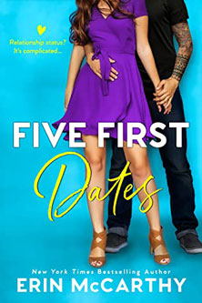 Five First Dates by Erin McCarthy- Njkinny recommends this rom-com