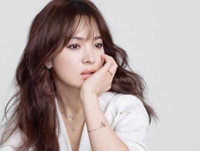 Song Hye Kyo J.Estina Spring Summer 2016