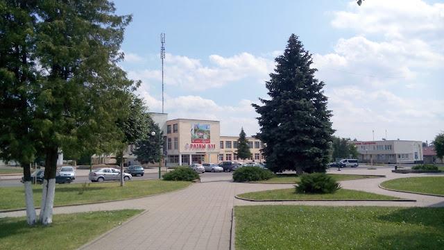 Вороново центр