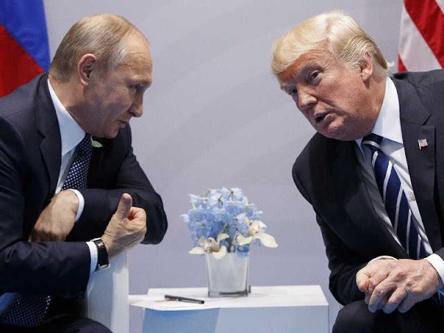 Vladimir Putin Doesn't Feel Snubbed by Donald Trump Canceling Talks