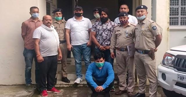 हिमाचलः चिट्टा तस्करी का किंगपिन ढाई साल जेल काटने के बाद फिर धंधे में उतरा, पकड़ा गया