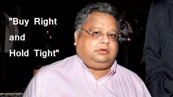 Rakesh Jhunjhunvala Facts