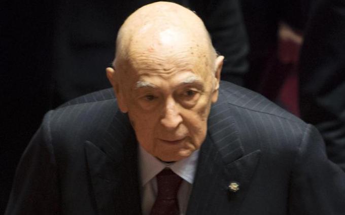 Giorgio Napolitano compie 95 anni