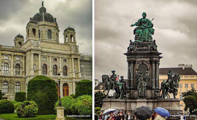 Viena, Maria-Theresien-Platz