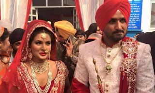 Geeta Basra Family Husband Son Daughter Father Mother Marriage Photos Biography Profile.
