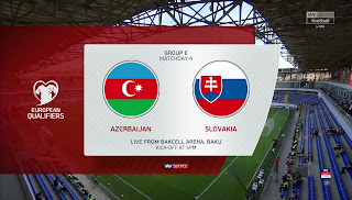 Словакия – Азербайджан смотреть онлайн бесплатно 19 ноября 2019 прямая трансляция в 22:45 МСК.