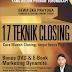 DVD dan Ebook 17 Teknik Closing Dewa Eka Prayoga