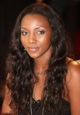 Genevieve Nnaji engaged