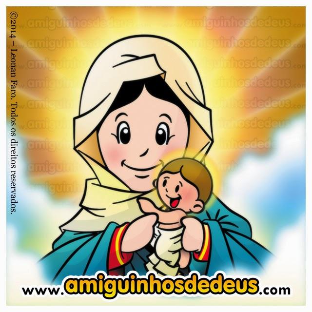 Nossa Senhora De Schoenstatt Para Colorir Amiguinhos De Deus