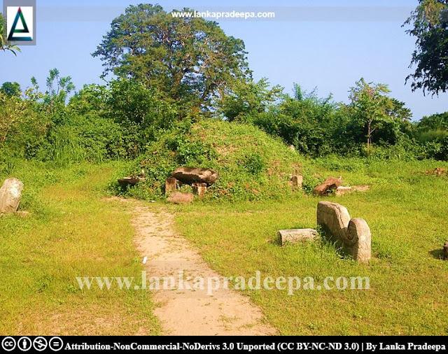 Kiri Vehera, Lahugala