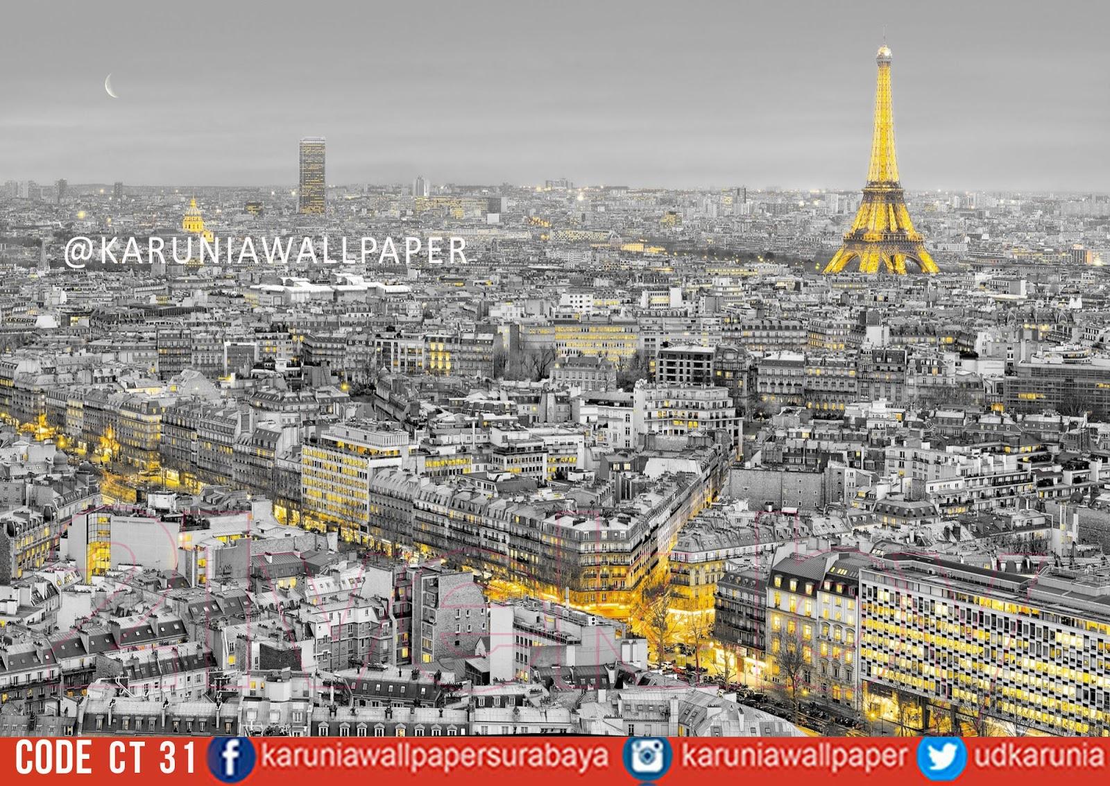 wallpaper pemandangan kot paris