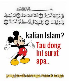 status fb islam keren